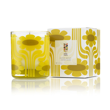 Sicilian Lemon Scented Candle - 200g