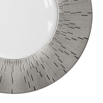 Infini Platinum Dinner Plate - Large
