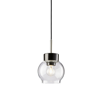Smycka Magda Pendant Light - Black Base
