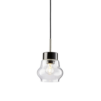 Smycka Emma Pendant Light - Black Base