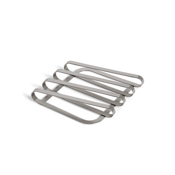 Pulse Trivet - Nickel