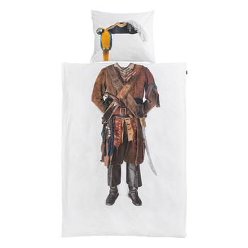 Ensemble Housse de Couette Pirate - Simple