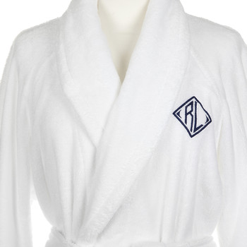 Langdon Bathrobe - White