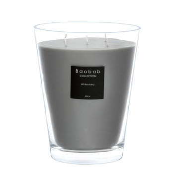 Scented Candle - White Rhino