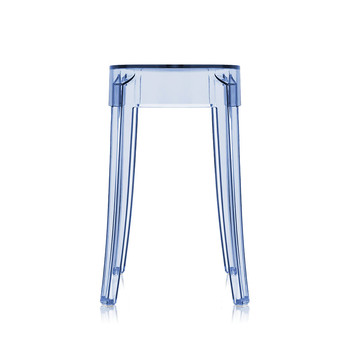 Charles Ghost Stool - Light Blue