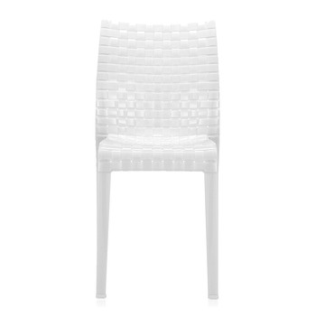 Ami Ami Outdoor Chair - Glossy White