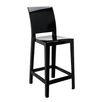 Tabouret One More Please 65cm - Noir