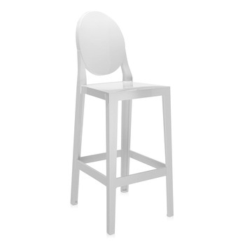 One More Stool - White