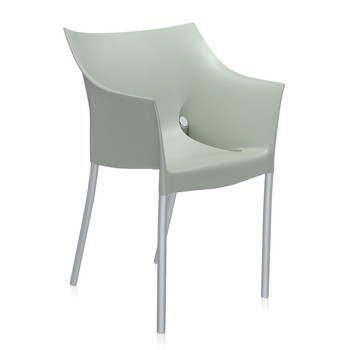 Kartell - Fauteuil Dr. NO - Vert Fenouil