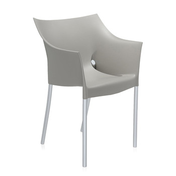 Dr. NO Armchair - Warm Gray