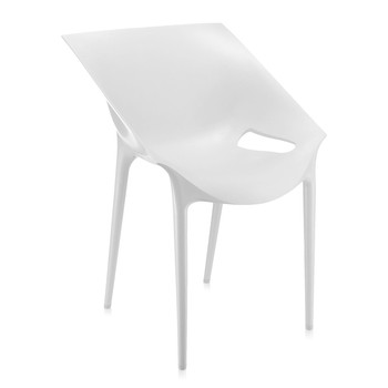 Dr. YES Chair - White