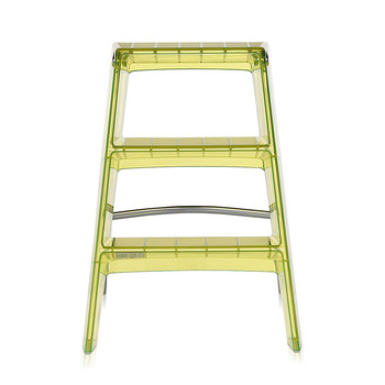 Upper Step Ladder - Citron Yellow