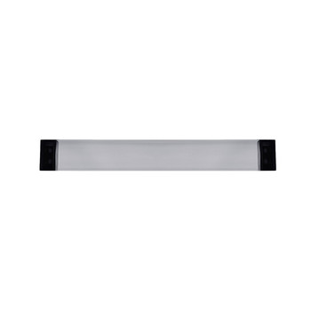 Rail Towel Holder - Smoke