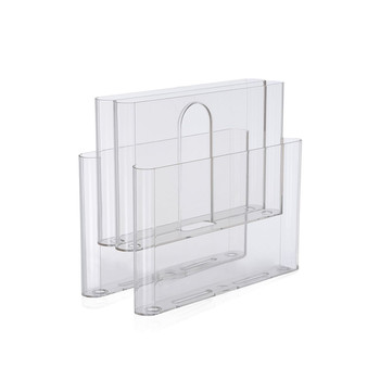 Magazine Rack - Crystal