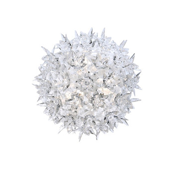 Crystal Bloom Ceiling Lamp