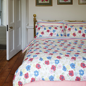 Paradise Flowers Duvet Set