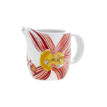 Flowers - Milk Jug