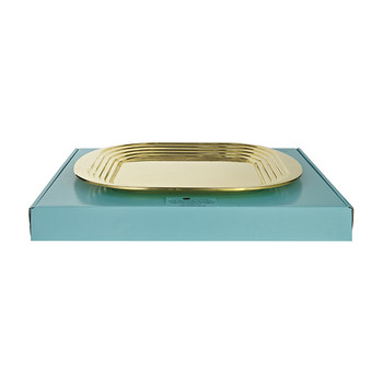 Form Tray - Gold