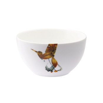 Flutter Cereal Bowl