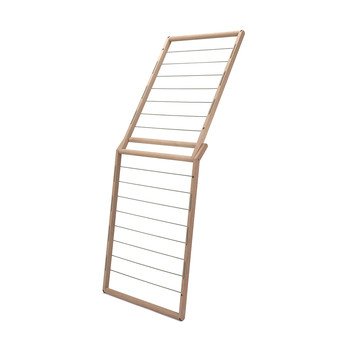 Dryp Clothes Drying Rack - Oak