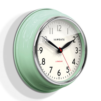The Cookhouse Wall Clock - Green