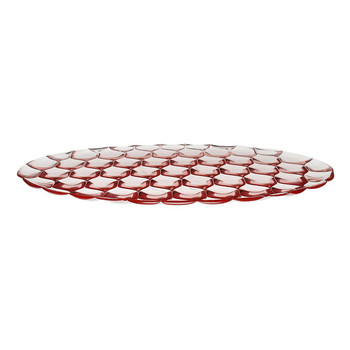 Jellies Family Charger Plate - Rose