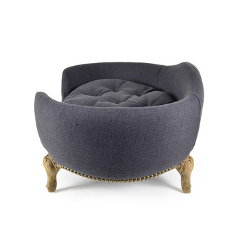 Antoinette Fusilli Dark Blue Pet Sofa