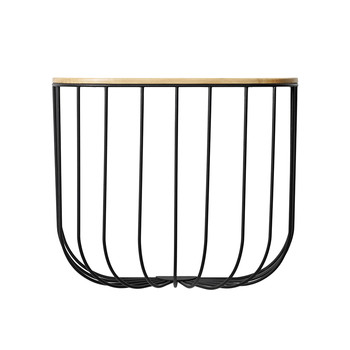 FUWL Cage Shelf - Black/Dark Ash
