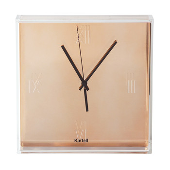 Tic&Tac Wall Clock - Copper