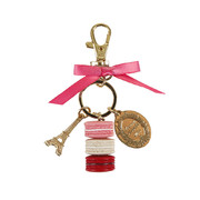 maracons-keyring-small-rose
