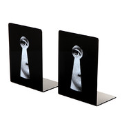 serratura-bookends-black