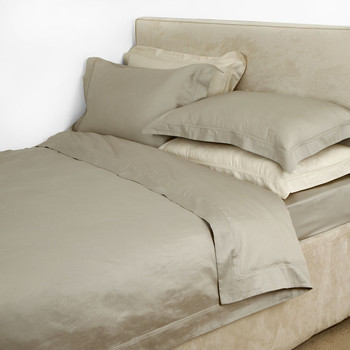 Triomphe Sateen Pierre Bed Linen