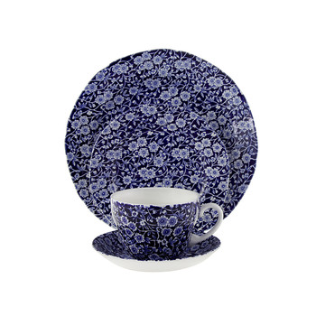 Blue Calico Tableware