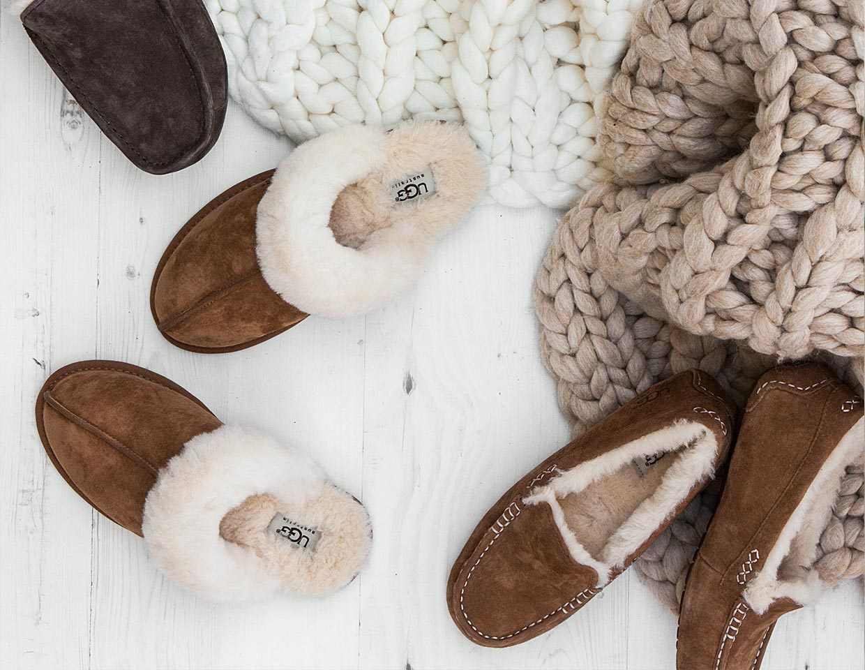 64cc66b1f To ensure your UGG® slippers remain in the best condition for extra  longevity and use, UGG® recommend you follow the below guide before the  first wear of ...