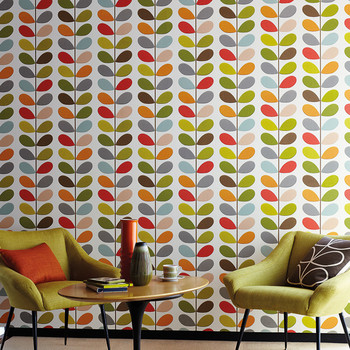 orla kiely bags bedding wallpaper more amara. Black Bedroom Furniture Sets. Home Design Ideas