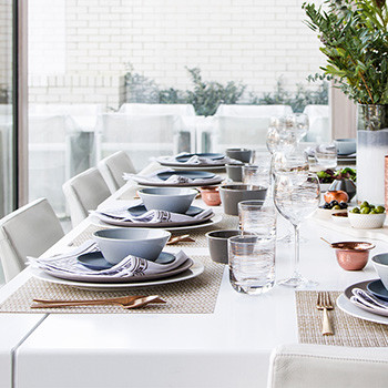 Dinnerware | Designer Crockery & Tableware - Amara