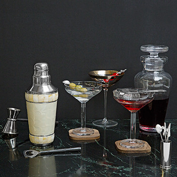 Cocktail Shakers & Picks