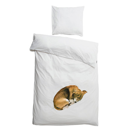 Snurk - Bob Dog Quilt Cover - Single
