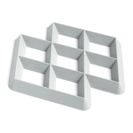 HAY - Rhom Trivet - Light Grey