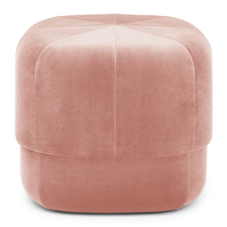 Normann Copenhagen - Circus Pouf - Small - Blush