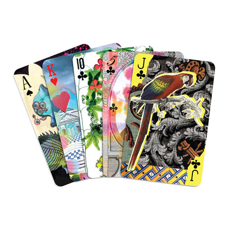 Christian Lacroix - Maison de Jeu Playing Cards