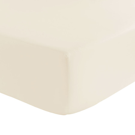 Olivier Desforges - Alcove Fitted Sheet - Ivory - King