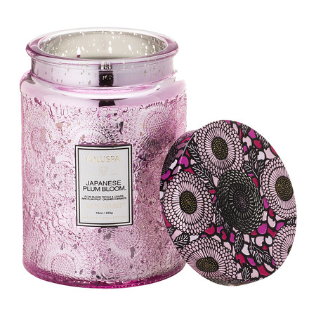 Voluspa - Japonica Limited Edition Candle - Japanese Plum Bloom - 510g