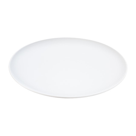 LSA International - Dine Coupe Dinner Plates - Set of 4 - 28cm