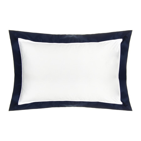 Ralph Lauren Home - Langdon Oxford Pillowcase - Navy - 50x75cm