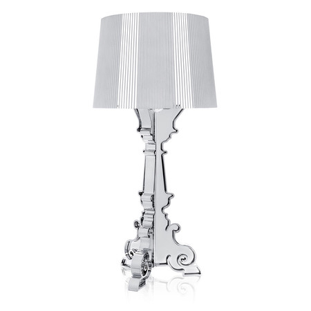 Kartell - Bourgie Lamp - Chrome