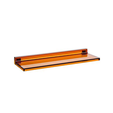 Kartell - Shelfish Shelf - Amber