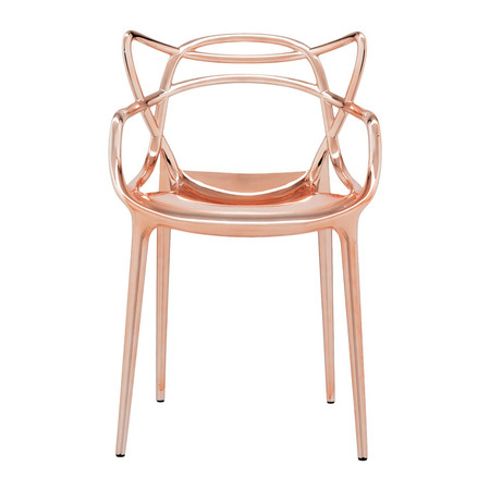 Kartell - Masters Chair - Copper