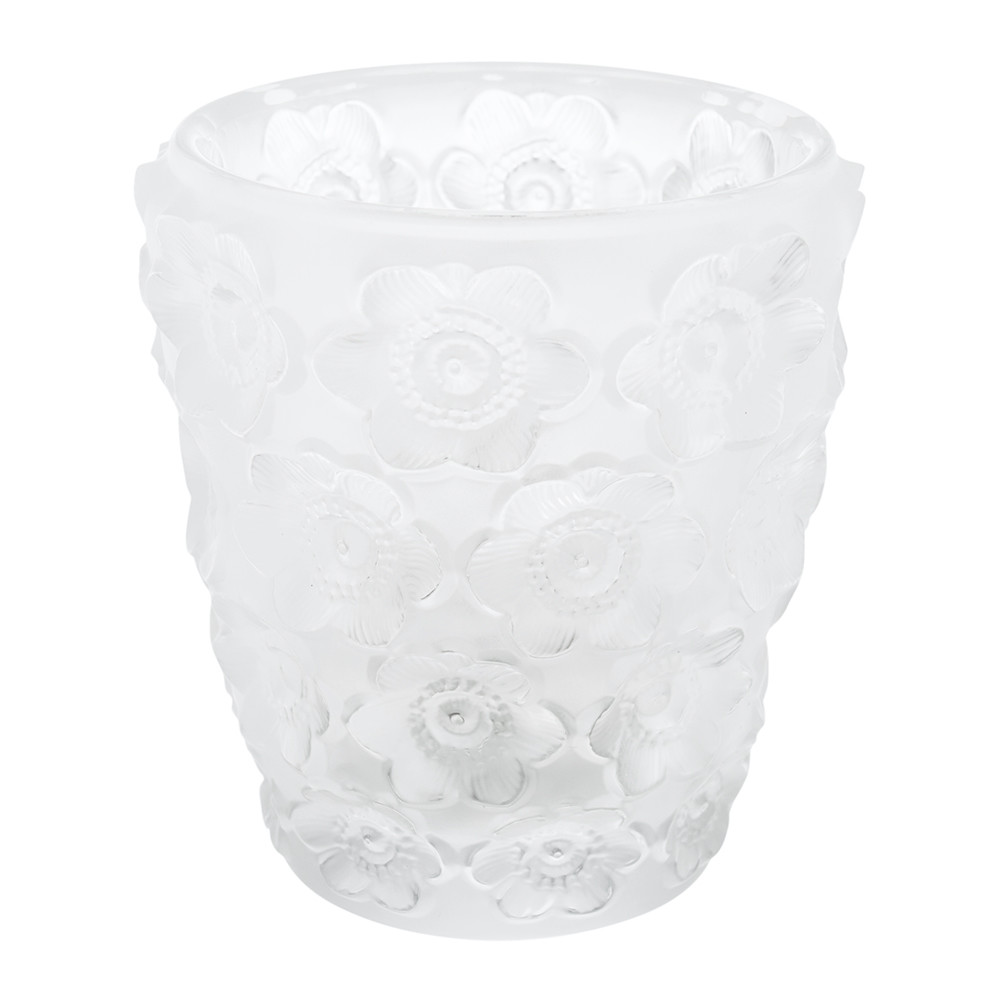 Lalique - Anemones Votive - Clear
