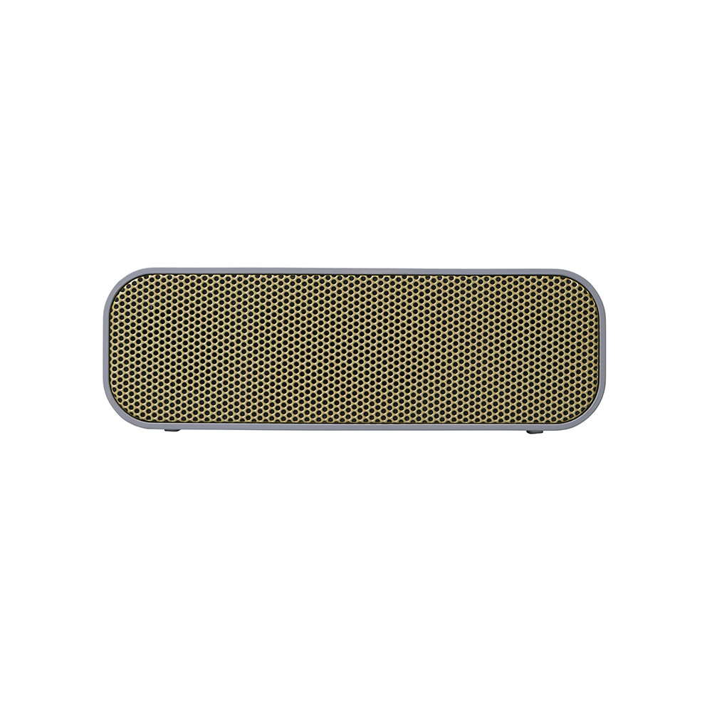 KREAFUNK - aGroove Bluetooth Speaker - Cool Grey